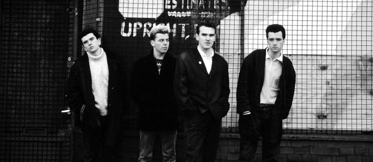 The Smiths Foto: Divulgação/Lawrence Watson