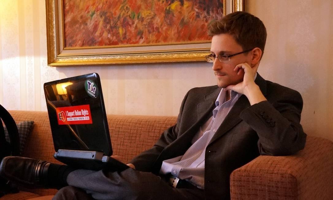 Pressão internacional para que os EUA reduzissem sua influência sobre a internet se intensificou com o escândalo de espionagem da NSA Foto: Barton Gellman / The Washington Post