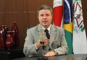 O governador Antonio Anastasia Foto: Divulgação