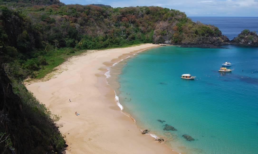 Site elege Fernando de Noronha como ilha favorita na América do Sul