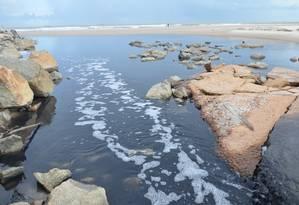 Atendimento péssimo. Sistema de saneamento no Maranhão é o pior do Nordeste Foto: Agência O Globo