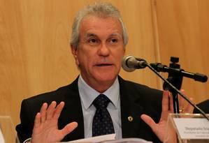 O deputado estadual Iranildo Campos (PSD) Foto: Divulgação Alerj