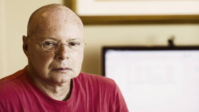 O autor Gilberto Braga Foto: Fabio Seixo