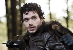 Robb Stark, um dos personagens principais de 'Game of thrones' Foto: Divulgação
