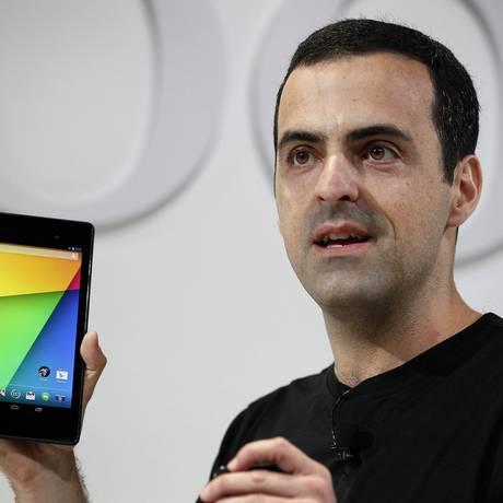 Hugo Barra trocou a Google pela chinesa Xiaomi em agosto do ano passado Foto: Tony Avelar / Bloomberg