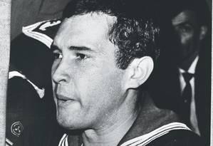 Rebelde em 1964, cabo Anselmo viraria delator depois Foto: Reprodução/Arquivo do Exército