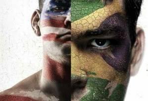 Weidman x Lyoto: do dia 24 de maio para o 5 de julho Foto: Divulgação UFC