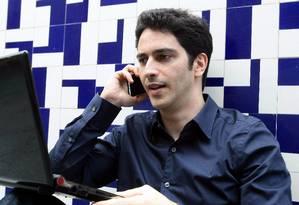 Ronaldo Lemos, diretor do Instituto de Tecnologia e Sociedade (ITS) Foto: Ana Branco / O Globo
