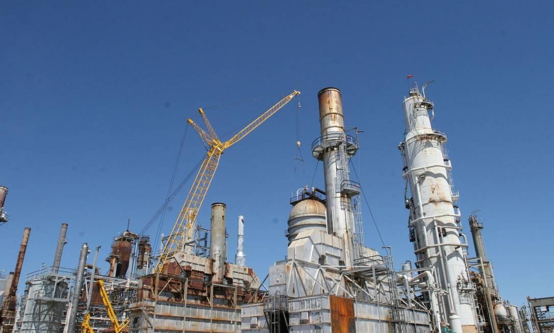 """A refinaria de Pasadena: consultoria que fez análise de dados afirmou que prazo era """"limitado"""" Foto: Agência Petrobras / Divulgação"""