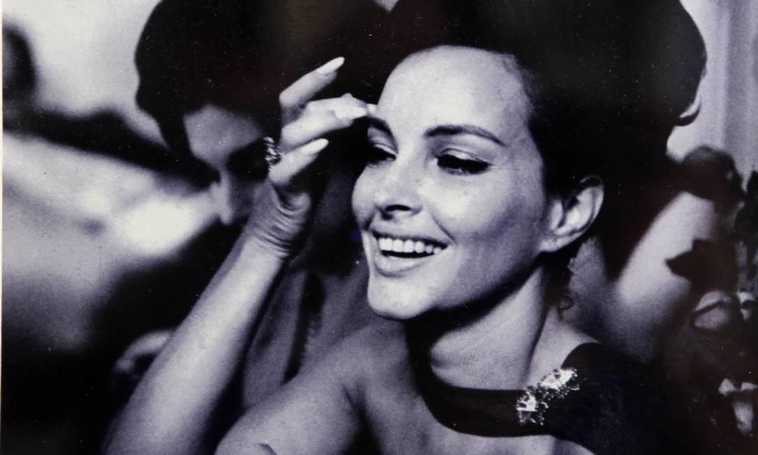 Símbolo de beleza e elegância dos anos 1960, Maria Thereza deixou a residência oficial da Presidência carregando apenas duas malas Foto: arquivo pessoal