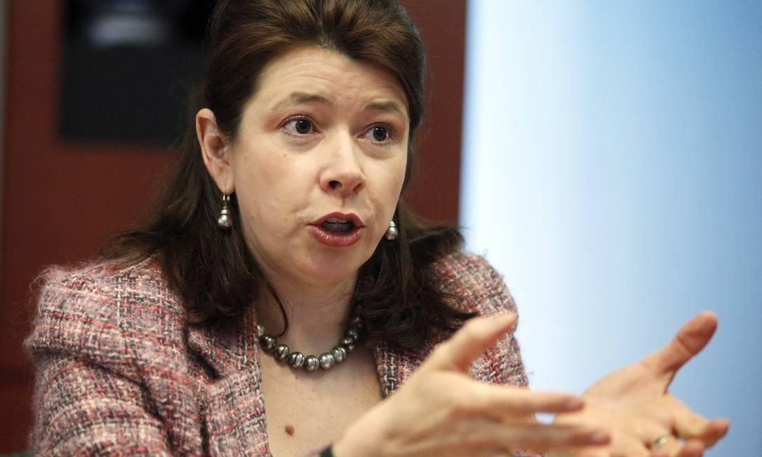 """Olhar múltiplo. Lisa Schineller, da S&P, """"não é uma economista dogmática"""