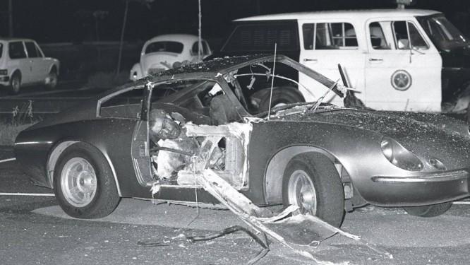 Bomba no Riocentro matou um sargento e feriu um capitão Foto: Arquivo O Globo 30.04.1981