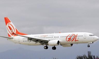 Decisão contra as aéreas vale em todo o Brasil Foto: Fabiano Rocha / Agência O Globo