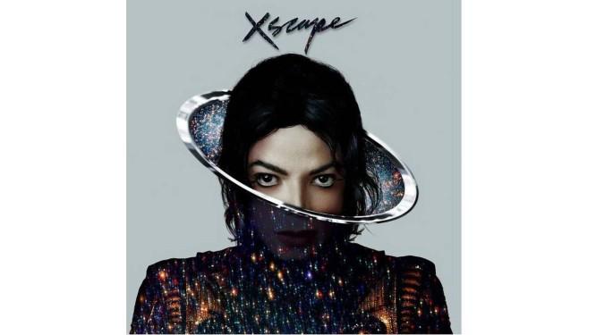 Capa do disco póstumo de Michael Jackson Foto: Reprodução
