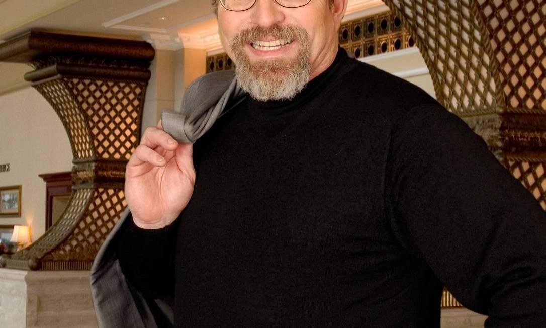 Bob Nelson, autor do livro '1501 maneiras de premiar seus colaboradores' Foto: Divulgação / Divulgação