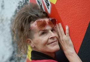 Terceiro sexo. Primeiro membro de gênero não específico reconhecido pela justiça, Norrie nasceu homem, e realizou procedimento de mudança de sexo em 1989 Foto: GREG WOOD / AFP