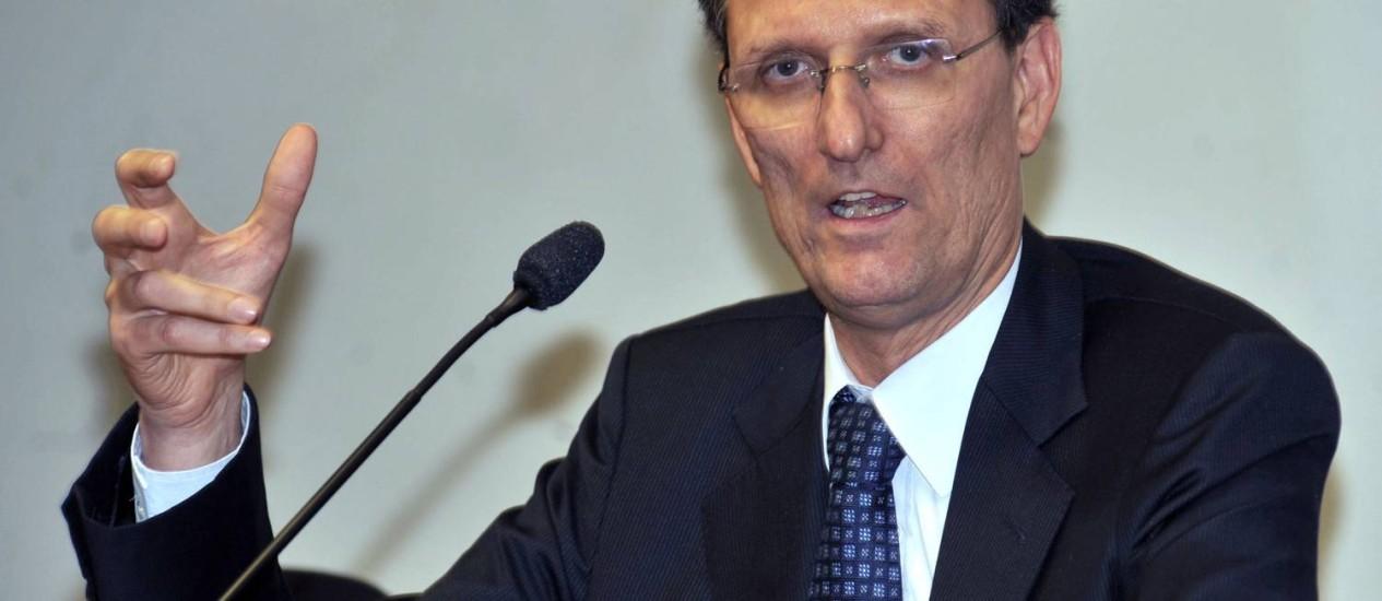 O presidente da Empresa de Pesquisa Energética (EPE), Maurício Tolmasquim Foto: José Cruz / Agência Brasil/17-9-2010