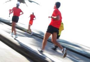 Pesquisa avaliou a saúde de 3,8 mil corredores Foto: Márcia Foletto/ Agência O Globo