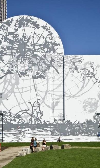 Em boston na trilha dos tijolinhos vermelhos jornal o globo for Boston dewey square mural