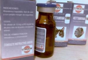 Quetamina, de droga ilegal a esperança de tratamento Foto: Reprodução