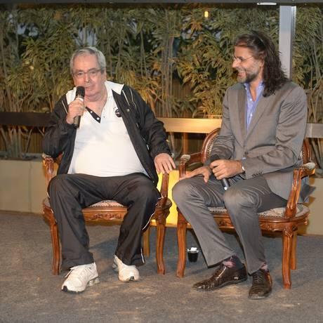 Benedito Ruy Barbosa fala da estreia de 'Meu pedacinho de chão' e diz que medição de audiência é 'fajuta' Foto: Globo/Renato Rocha Miranda