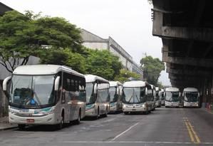 ANTT determina novas regras para ônibus interestaduais Foto: Domingos Peixoto / Agência O Globo