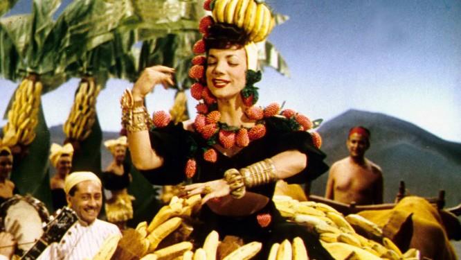 """Cena de """"Carmen Miranda — Bananas is my business"""", um dos filmes de Helena Solberg no É Tudo Verdade Foto: Divulgação"""