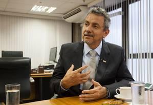 Maurício Antônio Lopes, presidente da Embrapa Foto: André Coelho/Agência O Globo