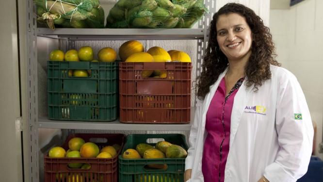 A empresária Gircilene de Castro, de Belo Horizonte, chegou a ver sua empresa falir por falta de conhecimento. No programa 10,000 Women identificou seus erros e promoveu mudanças que permitiram o crescimento de seu negócio. Foto: Divulgação
