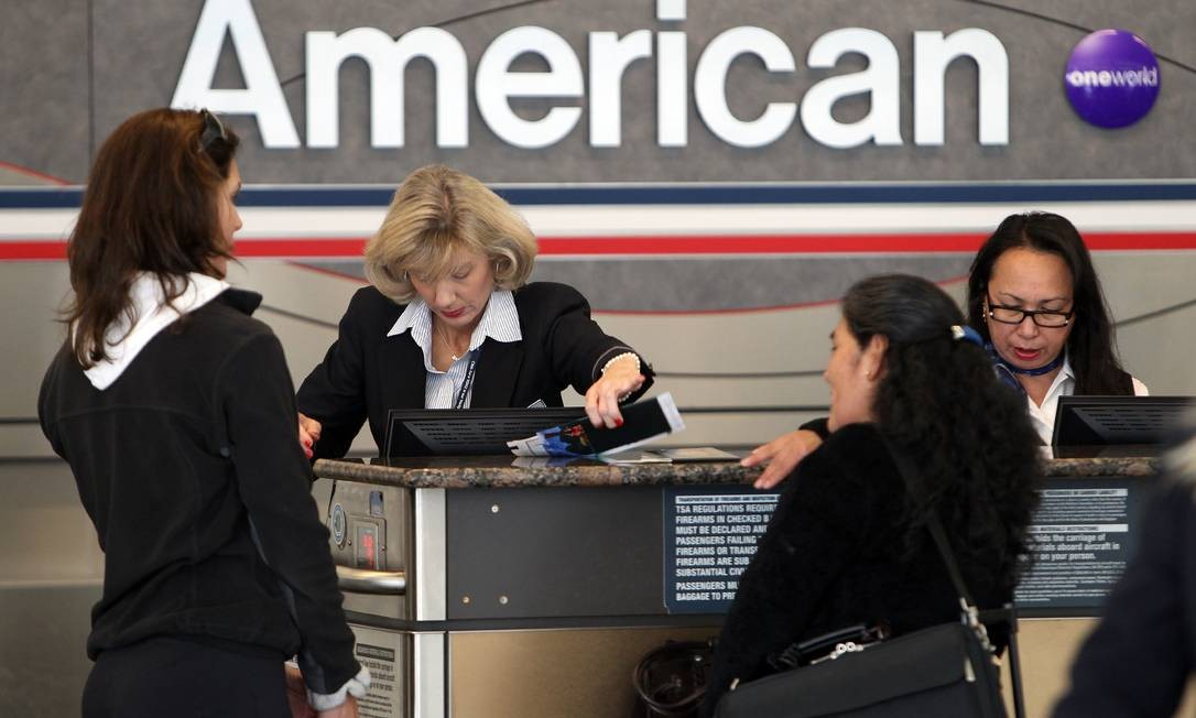 American Airlines Muda Regras De Milhagem E De Bagagem