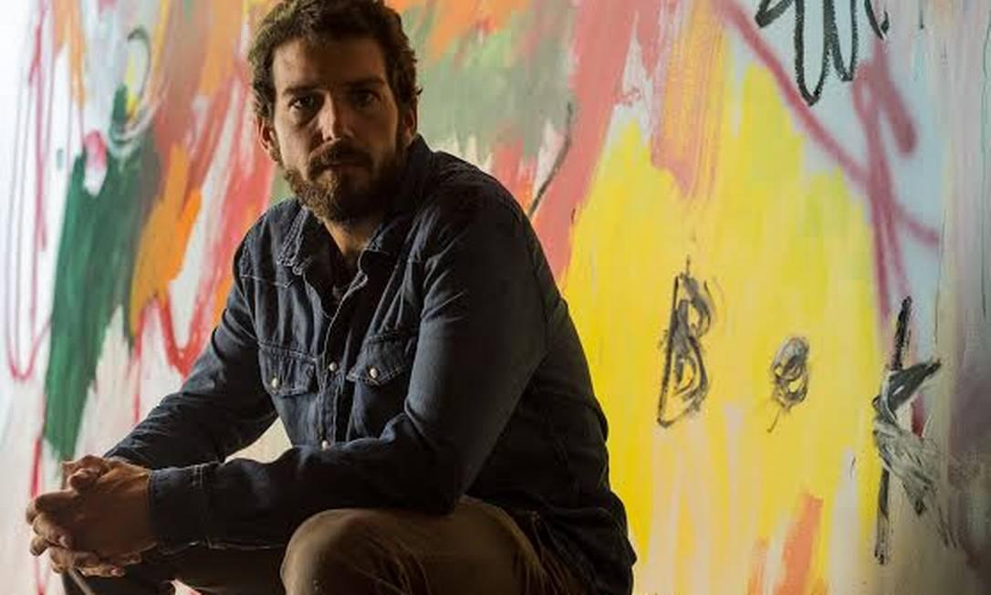 """Antonio Bokel. Realiza a mostra """"Na periferia do mundo"""", no Centro Cultural da Justiça Federal Foto: divulgação"""