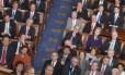 Congresso americano: vizinhos são mais solidários