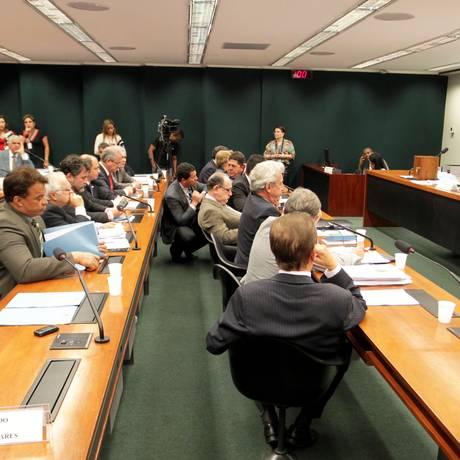 Conselho de Ética da Câmara abre processo contra André Vargas Foto: Ailton de Freitas / O Globo