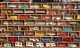 Coleção de carrinhos de José Augusto Wanderley