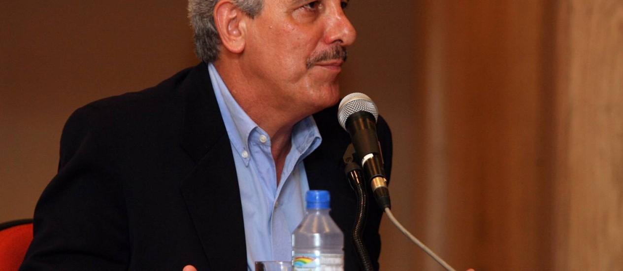 Henrique Pizzolato foi condenado no processo do mensalão Foto: Ana Branco / Arquivo O Globo - 14.02.2008