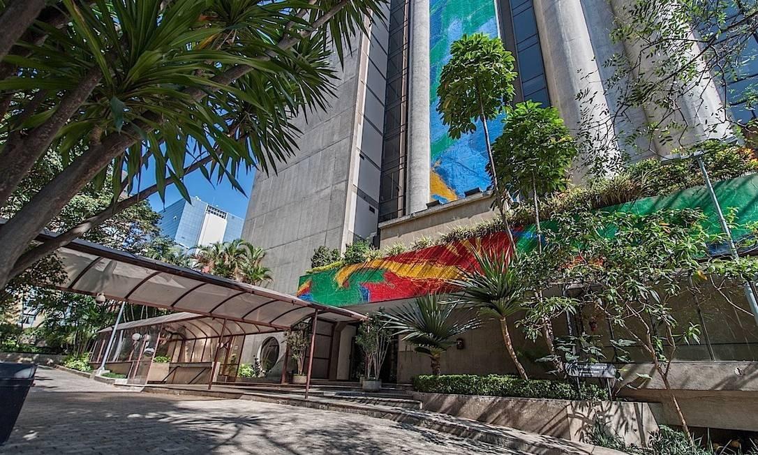 Hotel Maksoud Plaza, em São Paulo Foto: Divulgação