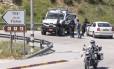 Polícia israelense bloqueia estrada que leva ao assentamento de Yitzhar