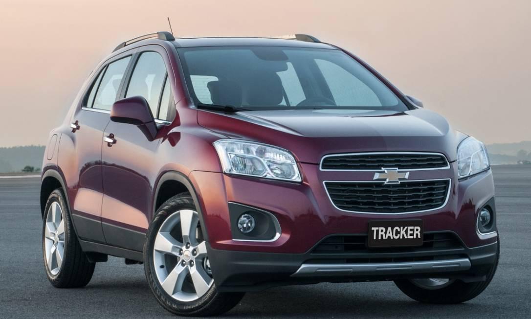 Chevrolet Tracker LTZ Automático apresenta problemas na tubulação de freio dianteira Foto: / Divulgação