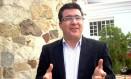 Daniel Ceballos. Prefeito de San Cristóbal foi condenado a um ano de prisão por papel nos protestos contra o governo Foto: ELEONORA DELGADO / ELEONORA DELGADO / EL NACIONAL