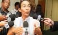A vereadora de Maceió Heloísa Helena (PSOL)