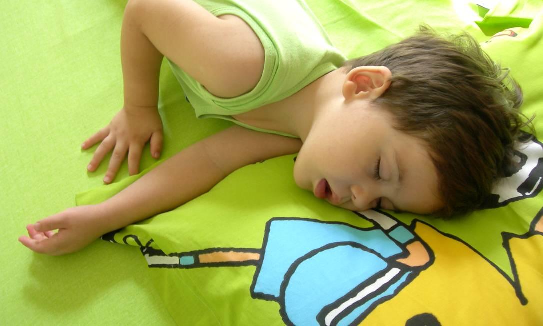 Sono e TV: meninos são mais afetados que meninas Foto: / StockPhoto