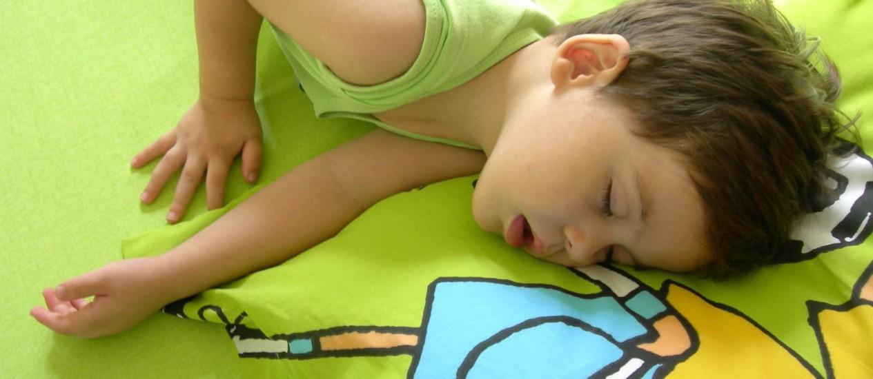 Sono e TV: meninos são mais afetados que meninas Foto: StockPhoto