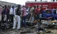 Explosão atingiu estação rodoviária perto do centro de Abuja