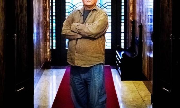 O historiador Nireu Cavalcanti Foto: Leonardo Aversa / Agência O Globo (13/12/2012)