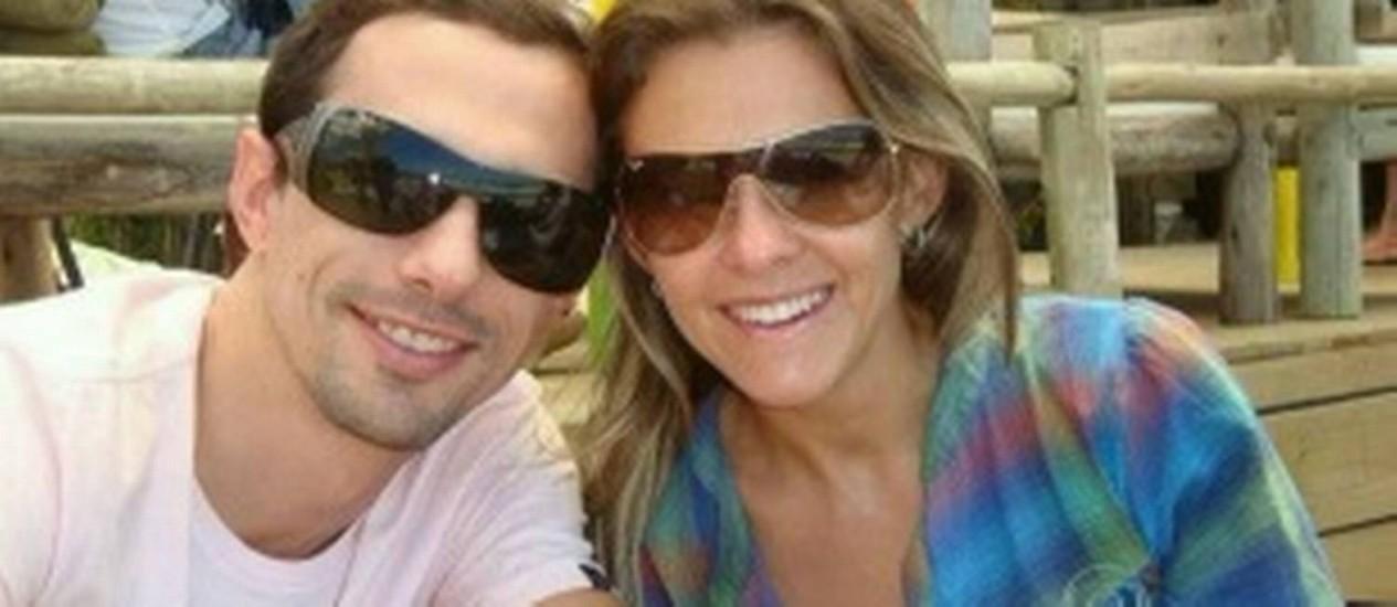 Leandro e Graciele Boldrini estão presos, suspeitos da morte do menino Bernardo Foto: Reprodução/TV Globo