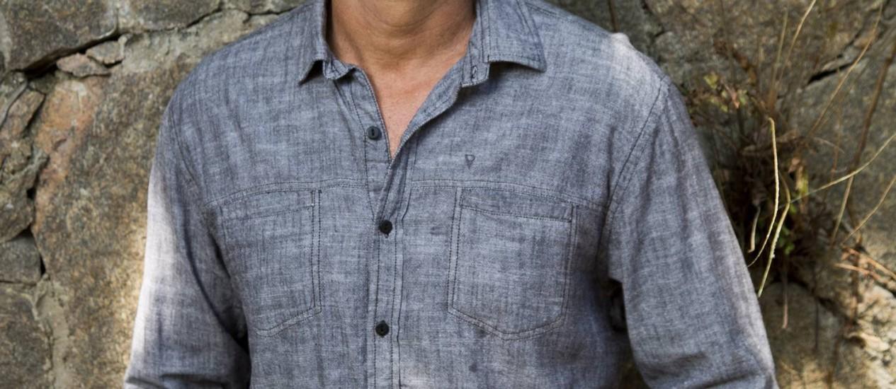 Maduro. Em forma aos 51 anos, Marcello Novaes diz que nem sempre gosta do que vê no espelho Foto: Fotos de Simone Marinho