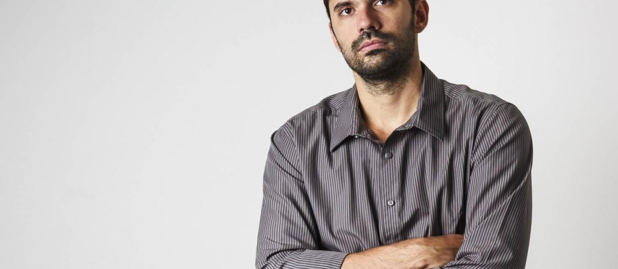 O diretor Ian SBF, jurado do festival The Walkers Foto: Divulgação / Stefano Figalo