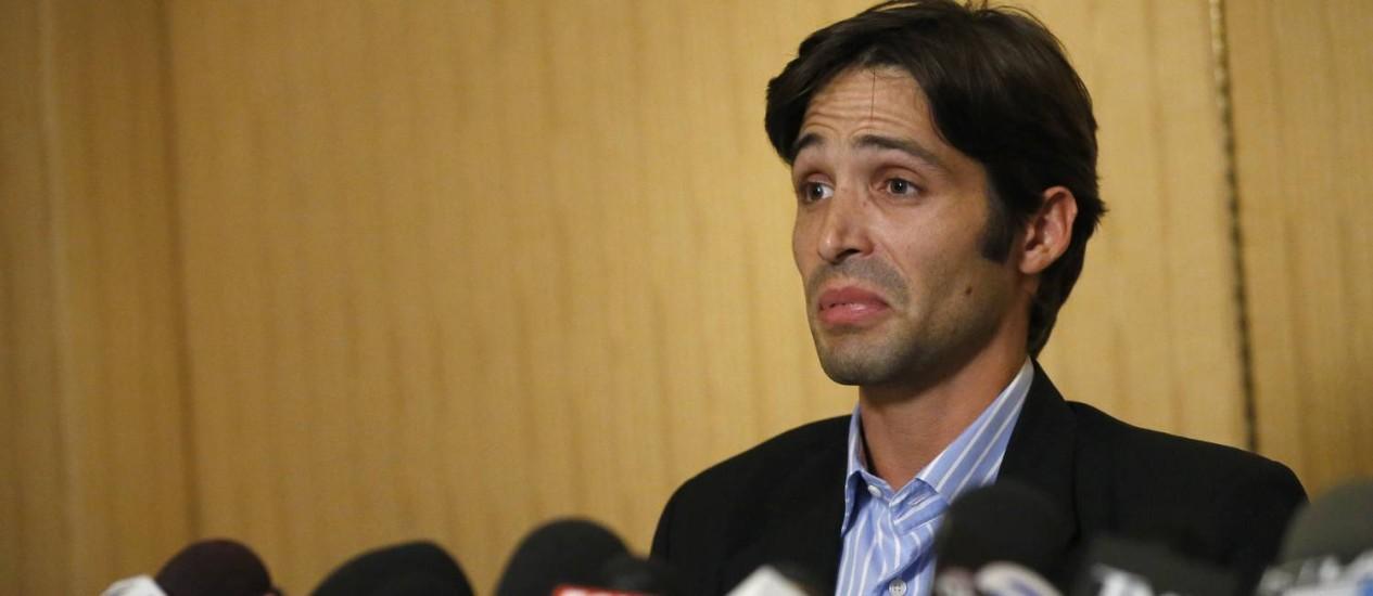 Michael Egan acusa Bryan Singer de tê-lo molestado durante a adolescência Foto: MARIO ANZUONI / REUTERS