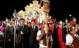 Senador participa de cerimônia religiosa em São João-del Rei