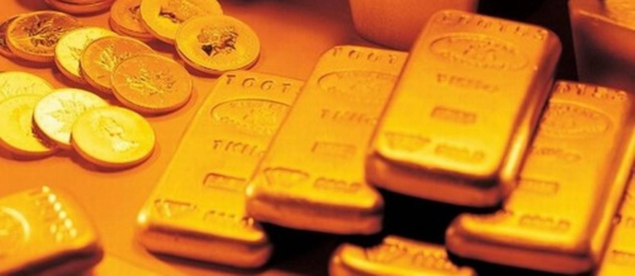 Médicos encontraram 12 barras de ouro pesando o equivalente a meio quilo no estômago do homem Foto: Arquivo